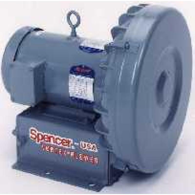 Miniature Regenerative Blowers : Spencer turbine vortex blowers control specialties