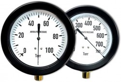 US Vacuum Pumps CG-760 Vacuum Gauge | Control Specialties