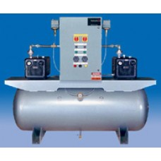 Rietschle Central Vacuum Systems - Tank Mounted
