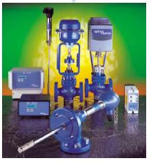 Boiler Blowdown Valves, Separators, and Control Systems