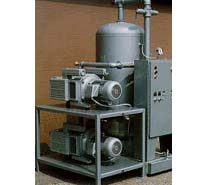 Central Vacuum Pump Systems