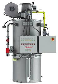 Industrial Direct Gas Fired Hot Water Heaters