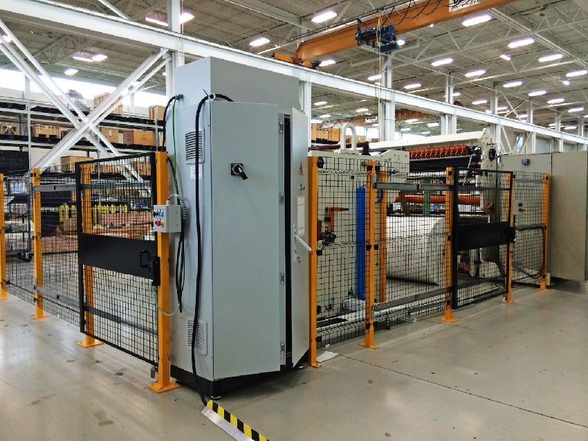 Machine Guarding & Material Handling