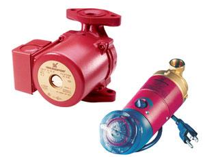 HVAC Circulator Pumps