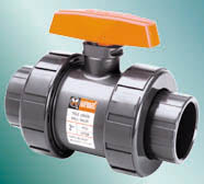 Plastic and PVC Valves