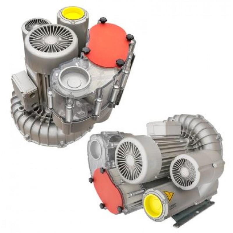 Pressure Filter For Blower : Becker sv regenerative blowers control specialties