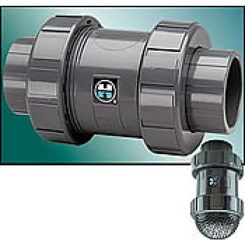 Hayward tru union ball check valve control specialties
