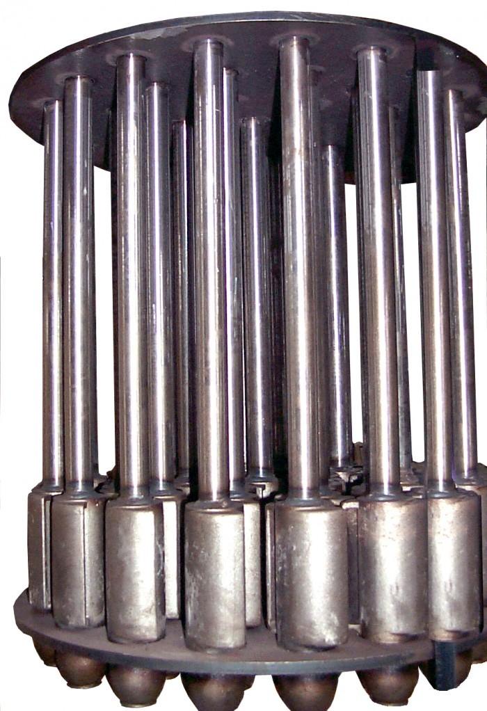 Anderson Multicyclone Separators Control Specialties