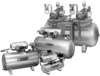 Gast Tank Systems Control Specialties