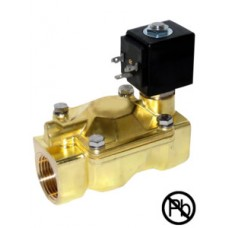 Granzow Series W Lead Free/NSF 61-G  Slow Close, Potable Water Solenoid Valve