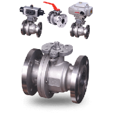 Assured Automation Series 150F/300F Series Flanged Ball Valve