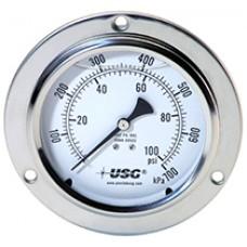 Ametek Pressure Gauge 1555 Series