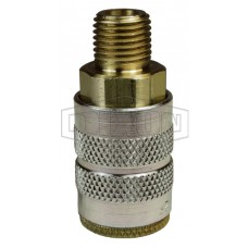 Dixon 2FM1-B F-Series Manual Industrial Interchange Coupler Male Threads