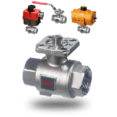 Assured Automation Series 26 Ball Valve