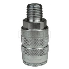 Dixon 2FM2 F-Series Manual Industrial Interchange Coupler Male Threads