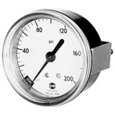 Ametek 844 Panel Mount Pressure Gauge