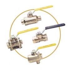 Apollo Bronze Ball Valves