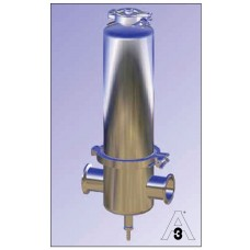 Armstrong ASFS Sanitary Filter Housing