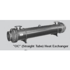 Bell & Gossett OC Straight Tube Heat Exchanger