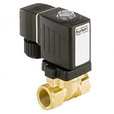 Burkert Type 6213 Servo-assisted 2/2 way Diaphragm Valve