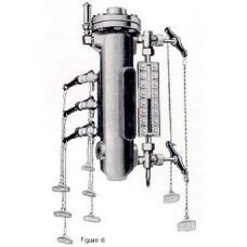 Clark Reliance Iron Water Columns