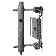 Clark Reliance Steel Water Columns