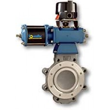 Dezurick BHP High Performance Butterfly Valve