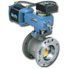 Dezurick VPB V Port Ball Valve