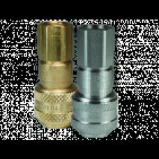 Dixon D-Series Automatic Industrial Interchange Coupler Female Threads