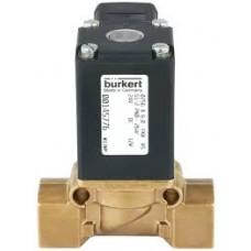 Burkert Type 0256 Direct-acting 2/2 way Solenoid Valve