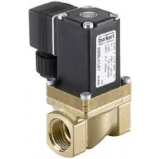 Burkert Type 0280 Servo-assisted 2/2 way Diaphragm Valve