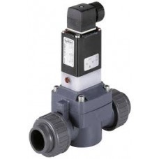 Burkert Type 0142 Servo-assisted 2/2 way Diaphragm Valve