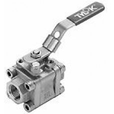 TY-FLO 3 PIECE BALL VALVES