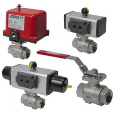 Automated Valve Series 26 Ball Valves