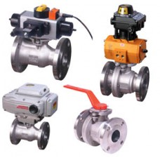 Automated Valve Series 4000 ball valve