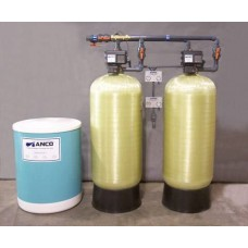Anco Chem Aqua Demand Flow Water Softener Units