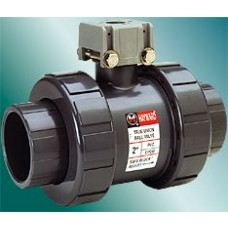 Hayward Actuator Ready True Union Ball Valves
