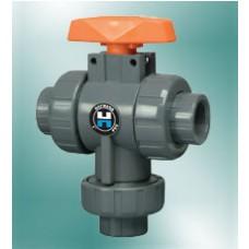 Hayward 3 Way Ball Valves