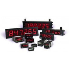 Red Lion Analog Meter