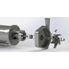 Ampco LC-X051 Centrifugal Pump