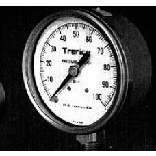 Trerice 700 LFSS Stainless Steel Pressure Gauge
