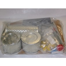 338027 - Repair kit for Becker DVT2.140 Rotary Vane Vacuum Pump