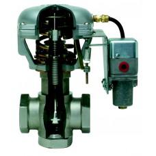 "Model VC-210-BR, 3/4""NPT, ATC action"