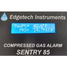 Edgetech Instruments Sentry Compressed Air Monitor and Alarm