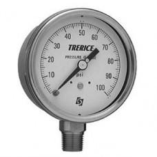 Trerice 700 SS Stainless Steel Pressure Gauge