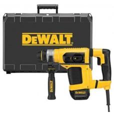 Dewalt D25413K SDS Rotary Hammer, 9A @ 120V, 0 to 820 rpm